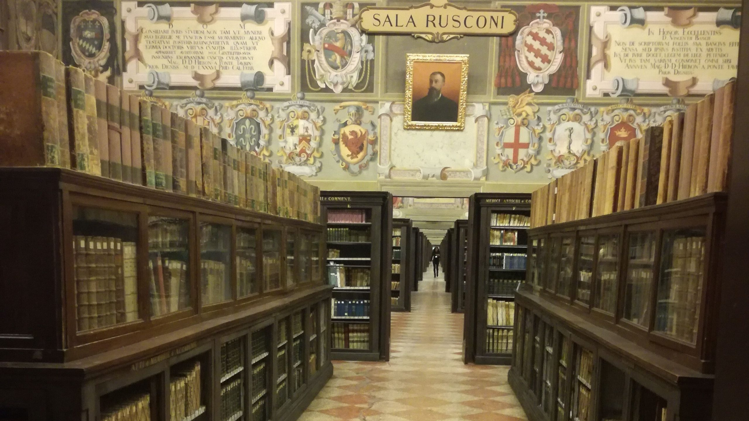 Biblioteca de Bolonia